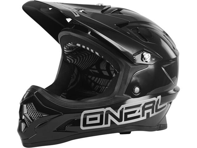 O'Neal Backflip Fidlock Helm RL2 solid (black)